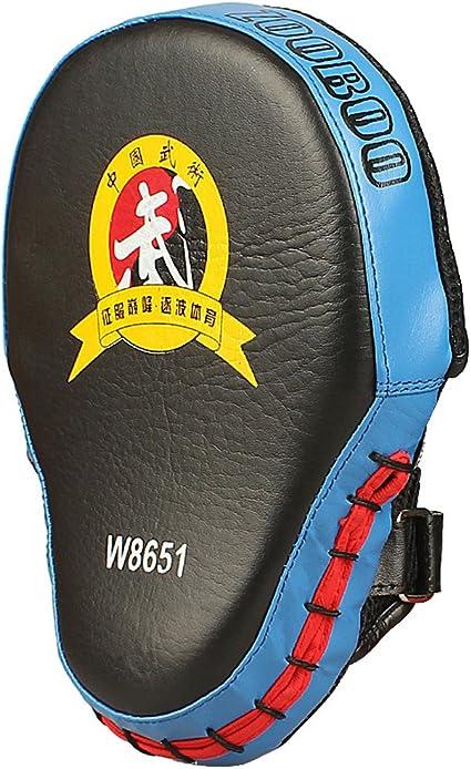 Multi-Purpose Karate Boxing Mitt Training Focus Punch Pads Gloves Pop C5G1