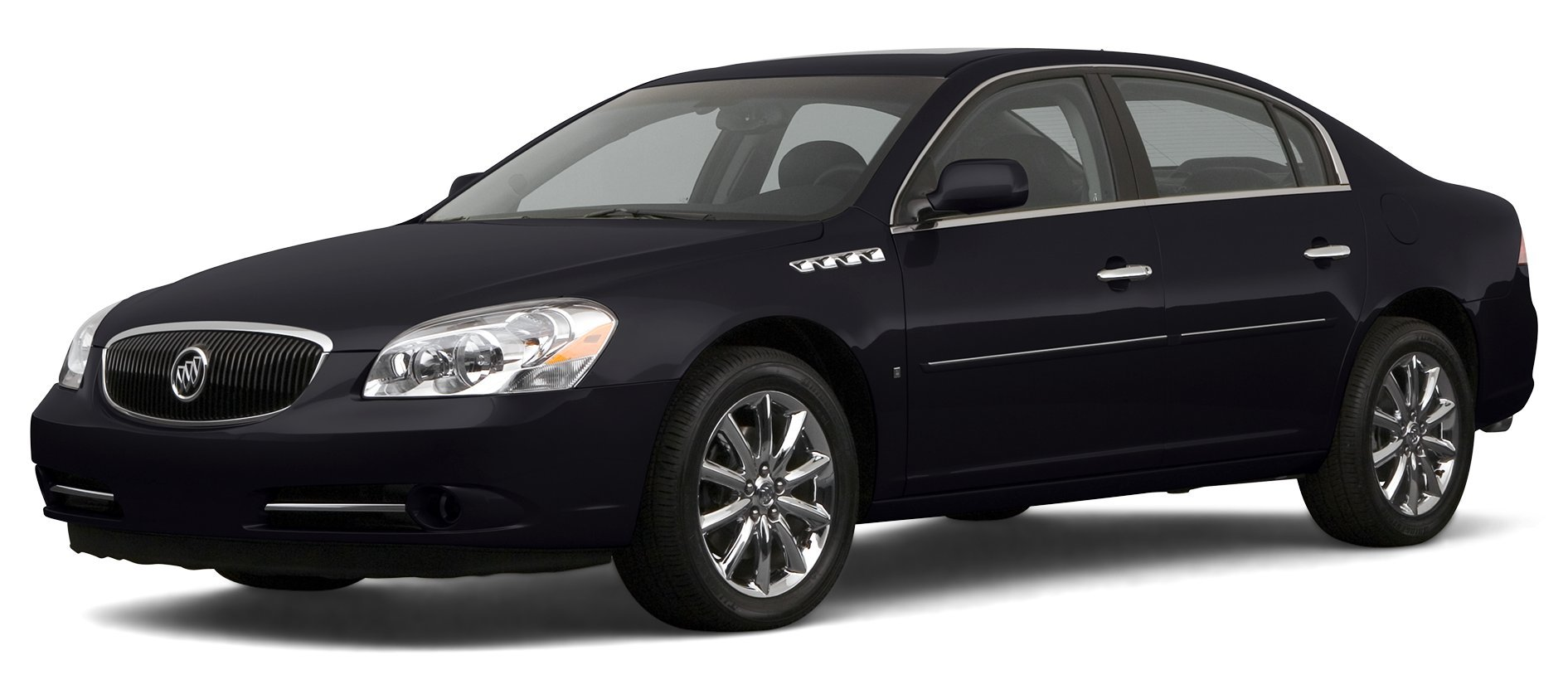 2007 buick lucerne reviews images and specs. Black Bedroom Furniture Sets. Home Design Ideas