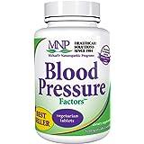 Michael's Naturopathic Programs Blood Pressure Factors - 180 Vegetarian Tablets - Blood Pressure Support, Nourishes Cardiovas