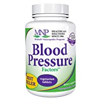 Michael's Naturopathic Programs Blood Pressure Factors - 180 Vegetarian Tablets...