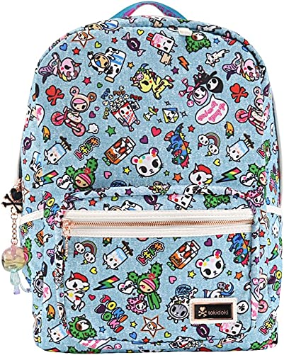 Tokidoki Denim Daze Backpack