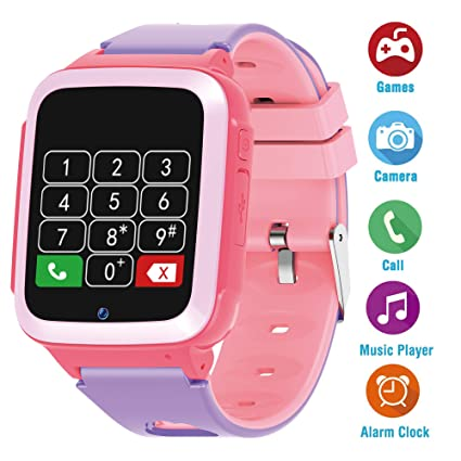 Amazon.com: Vowor Kids Games Watch, 1.54 inch Touch Screen ...