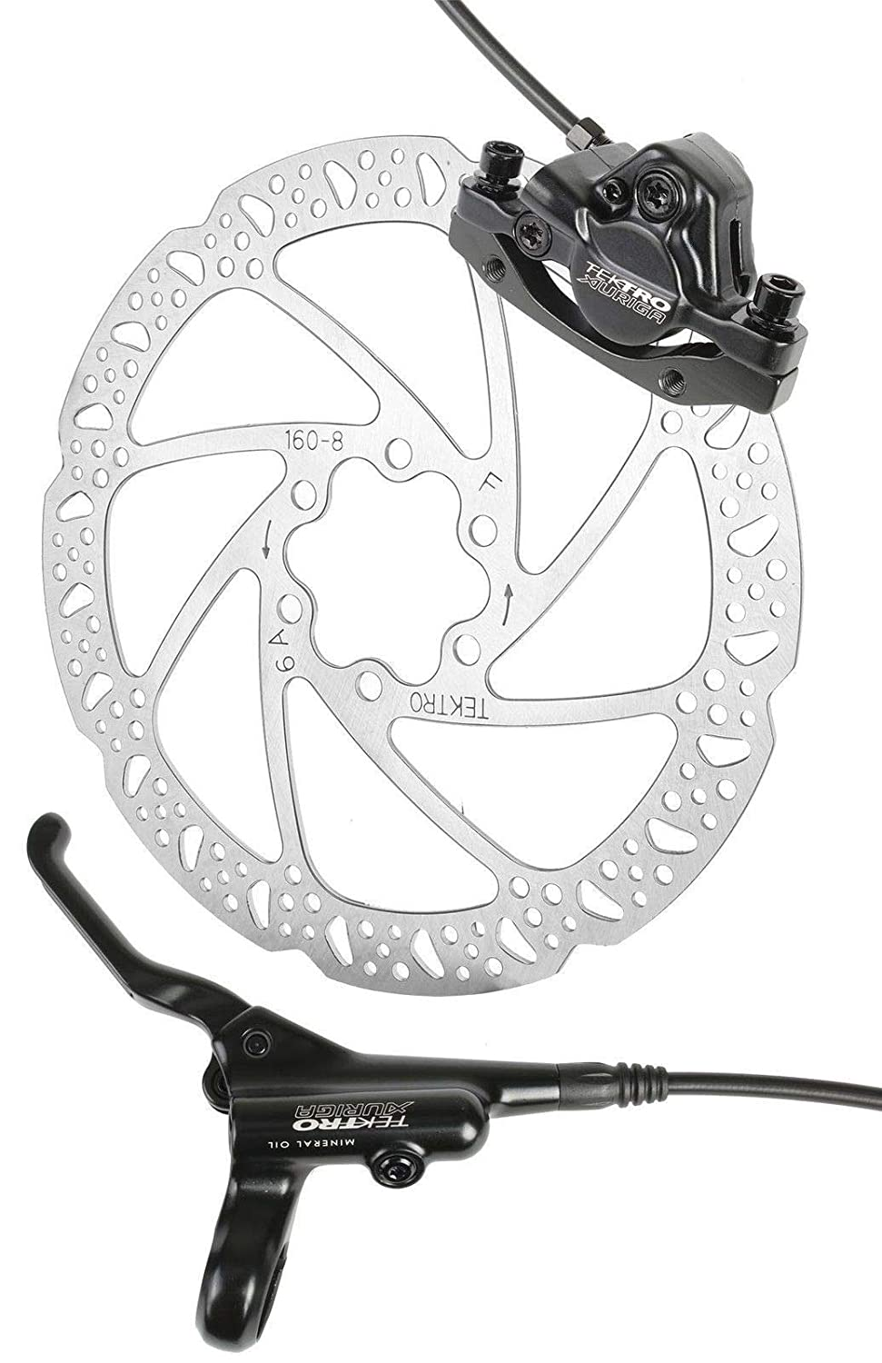 Tektro HD-M290 Hydraulic Disc Brake 160mm Rotor