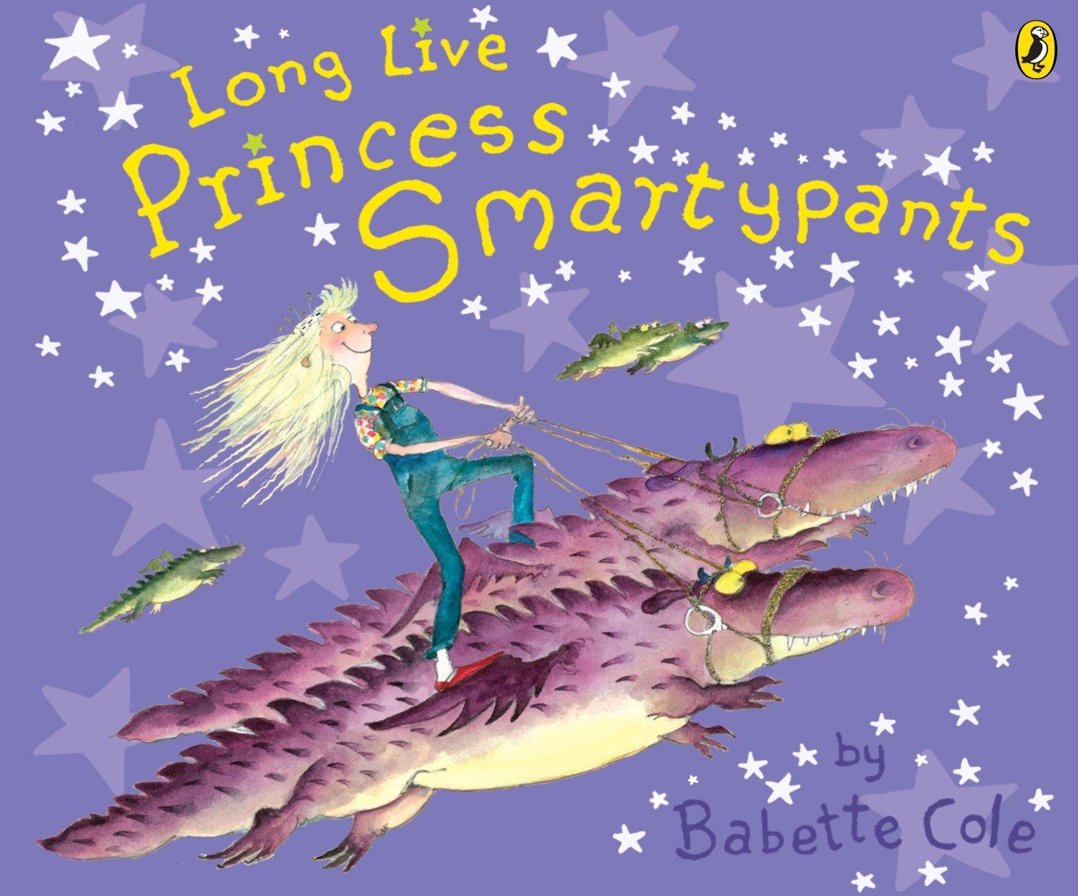 Long Live Princess Smartypants (Picture Puffin Books) pdf