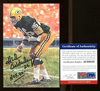 Image Unavailable. Image not available for. Color  Herb Adderley  Autographed Signed ... aec756710