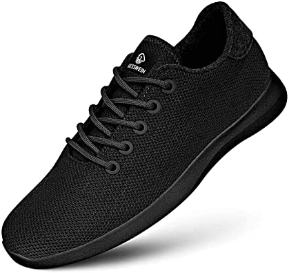 Sneaker Merino Wool Knit Men