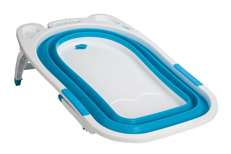 Buy U-Grow Folding Silicone Baby Bath Tub - Blue Online at Low ...