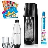 SodaStream Easy Promopack schwarz