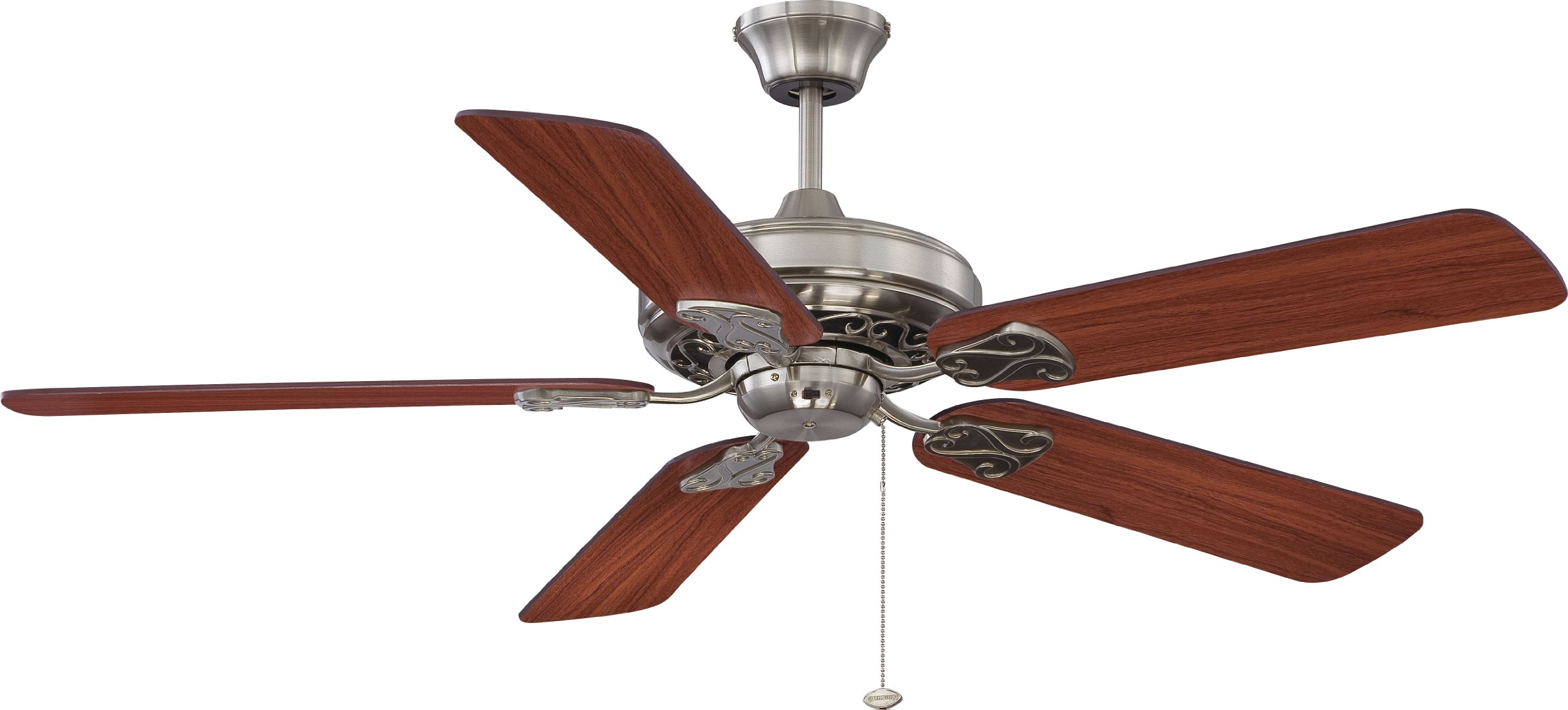 Craftmade MAJ52BNK5 Ceiling Fan with Blades Included, 52'' by Ellington
