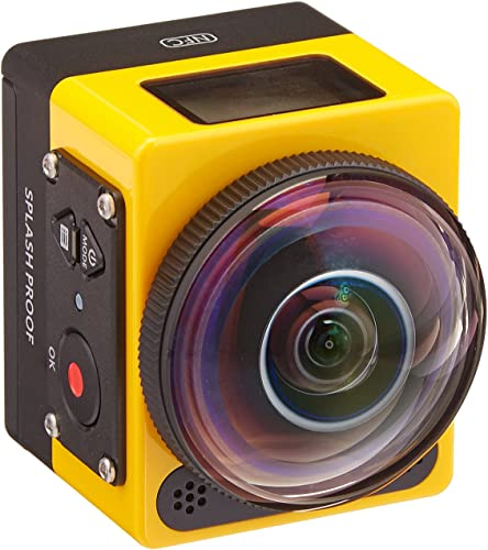 Kodak Pixpro SP360 better GoPro Alternative