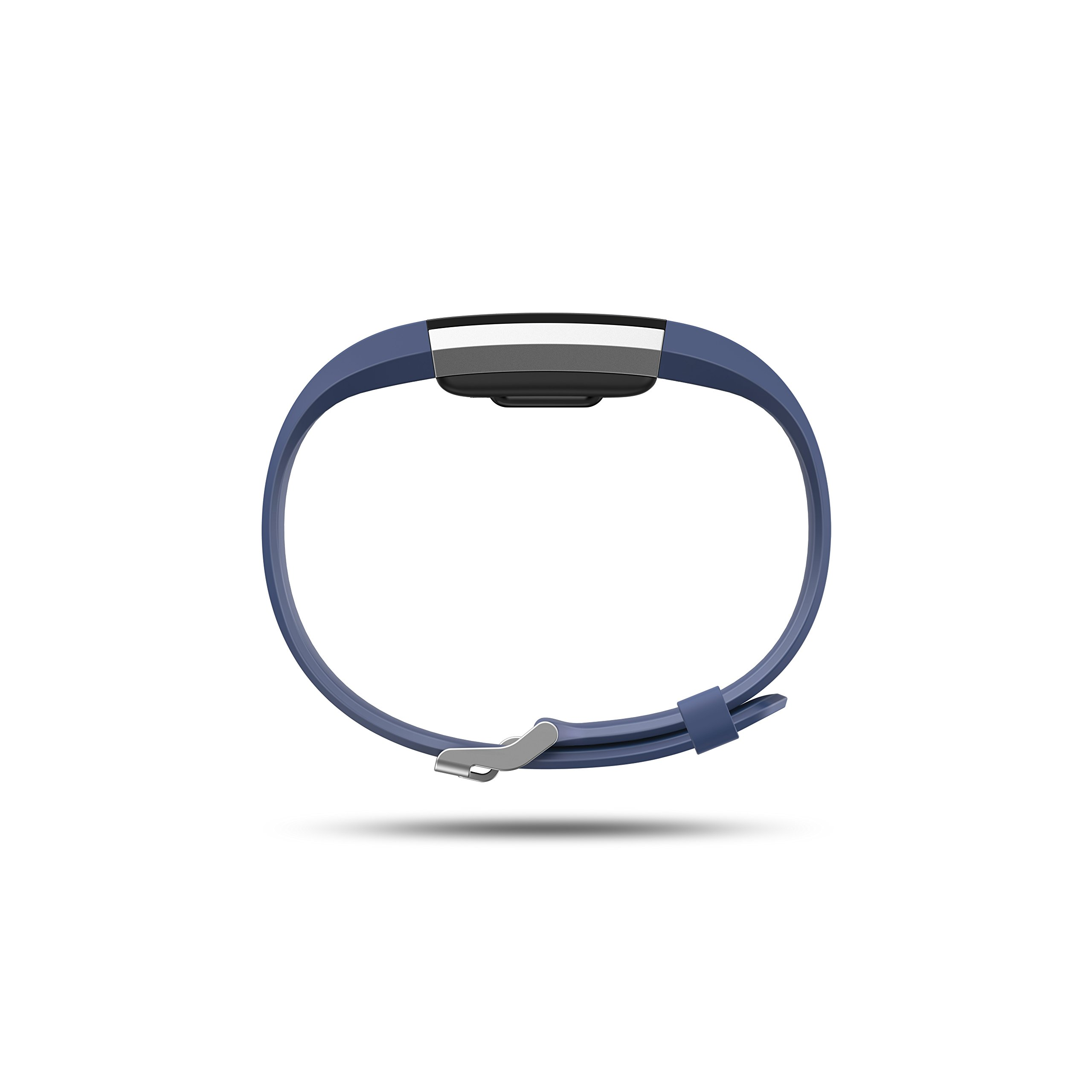 Fitbit Charge 2 Heart Rate + Fitness Wristband, Blue, Small (US Version) by Fitbit (Image #2)