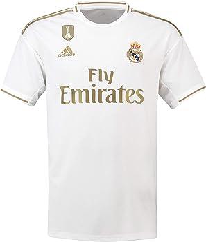 Camiseta de la 1ª equipación del Real Madrid 2019-20 Dorsal Rodrygo: Amazon.es: Ropa y accesorios