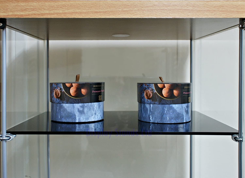 Personalizzato extra ripiani in acrilico staffe per ikea detolf