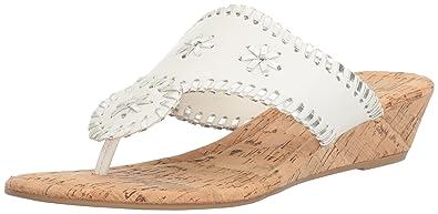 81d5352fa4 Amazon.com   Rampage Women's Scheena Wedge Sandal   Platforms & Wedges