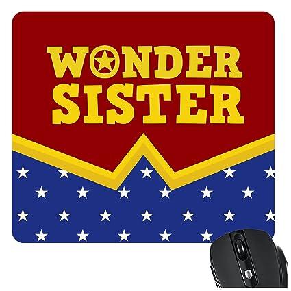 YaYa CafeTM Bhaidooj Birthday Gift For Sister Mousepad Wonder Printed