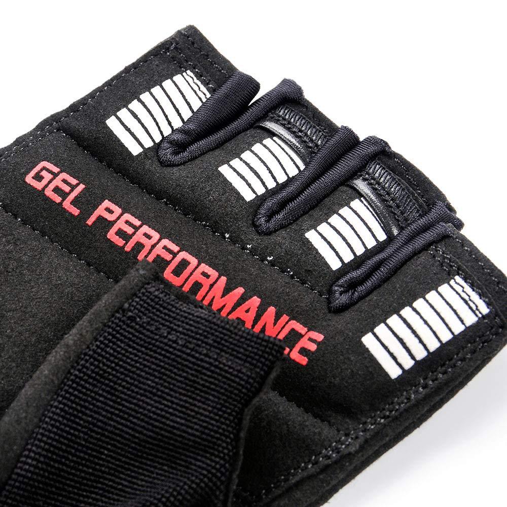 meteor Gants Musculation Fitness Crossfit Sport Speed Rope Gants Homme Femme Mains Parfait Les Entra/înements Le Gym Gymnastique Halterophilie Soutien et soulagement des Mains