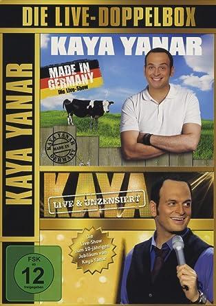 Kaya Yanar - Die Live-Doppelbox