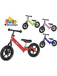 Kobe Metal Red Balance Bike