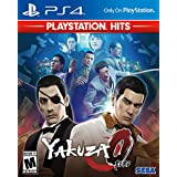 Yakuza 0 - PlayStation Hits - PlayStation 4