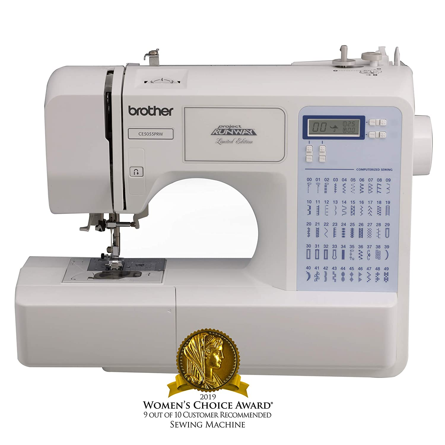 Top 6 Best Sewing Machine For Beginners Reviews in 2020 6
