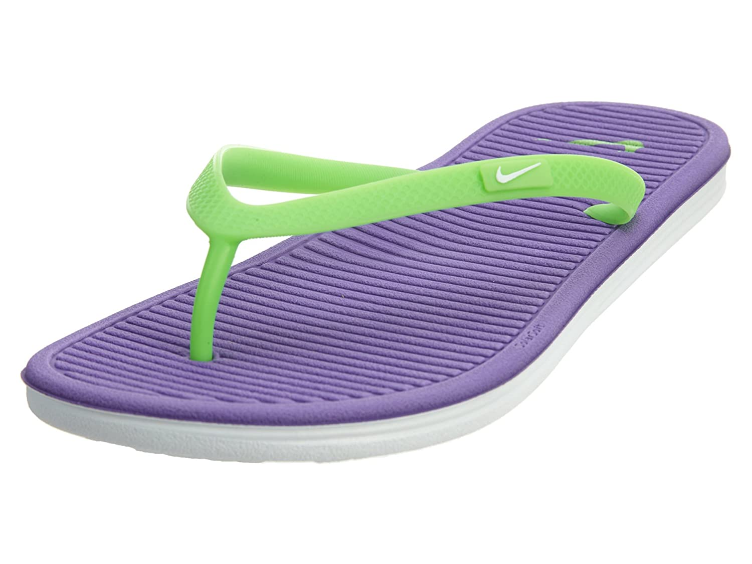 7f6bd518c Nike Solarsoft Thong 2 Big Kids Style  555624-503 Size  12 Y US  Buy Online  at Low Prices in India - Amazon.in