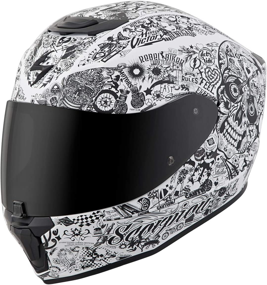 Scorpion Full Face Helmet}