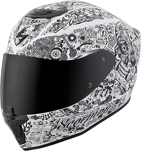 Scorpion Unisex-Adult Full-face-Helmet-Style Shake