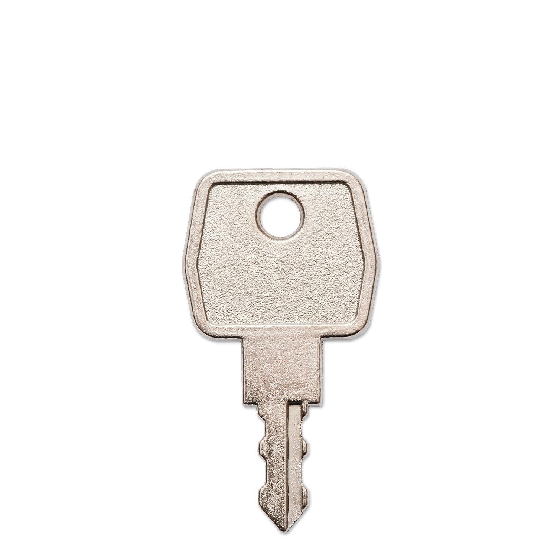 3 x Shaw KB823 Window lock keys Truly PVC Supplies