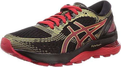 ASICS Gel-Nimbus 21 1012a235-001, Zapatillas de Entrenamiento para ...