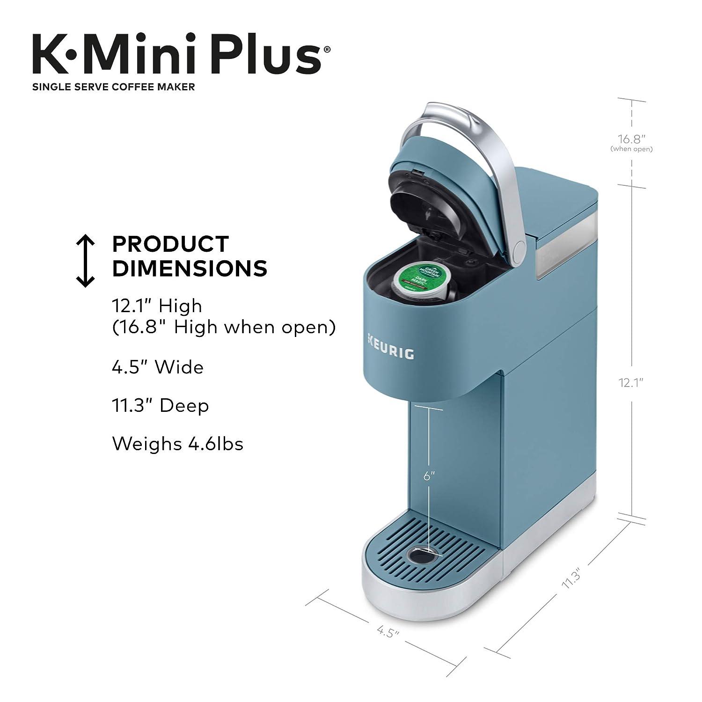 Amazon.com: Keurig K-Mini Plus - Cafetera de café con ...
