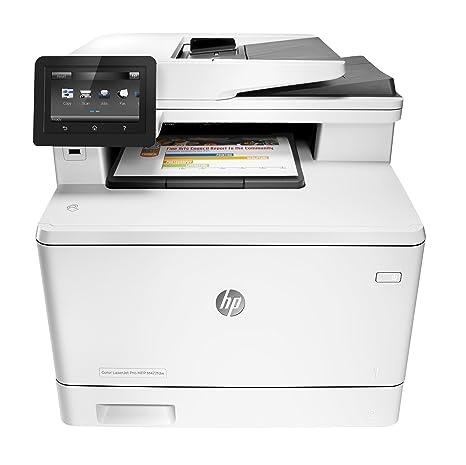 HP Impresora MULTIFUNCION WiFi con FAX LASERCOLOR Pro ...