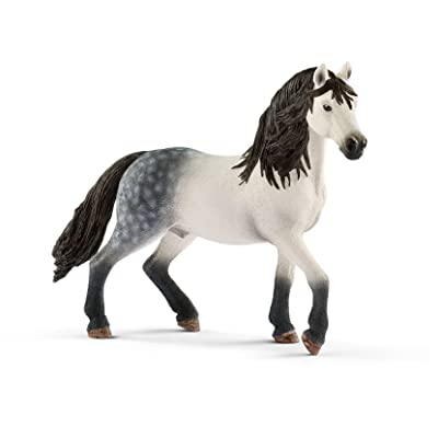 Andalusian Stallion: Schleich: Toys & Games