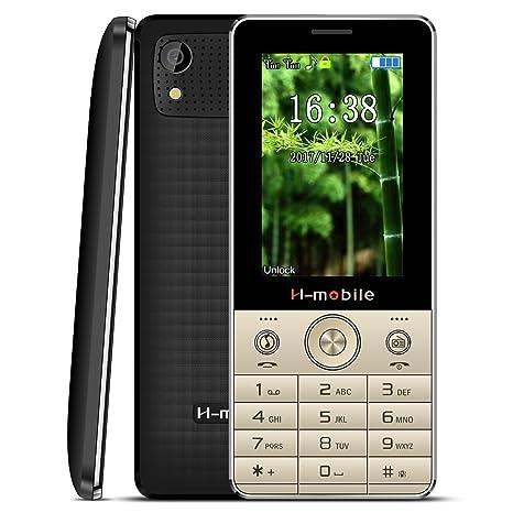 Amazon.com: Kivors Senior Unlocked GSM Cell Phone, 2.8 ...