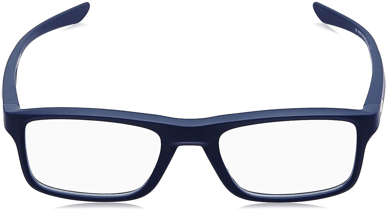 Amazon.com  OAKLEY Eyeglasses PLANK 2.0 (OX8081-0351) Softcoat Universal  Blue MM  Clothing 0797d7d1c79f