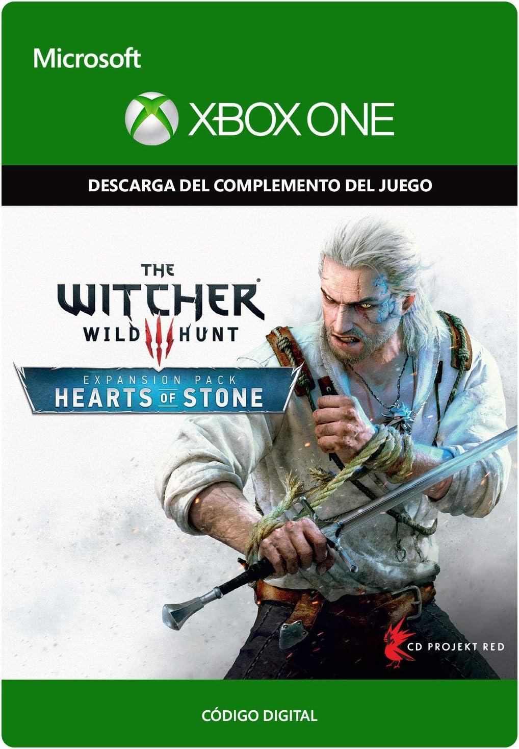 The Witcher 3: Wild Hunt Hearts of Stone | Xbox One - Código de ...