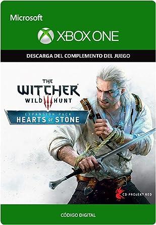 The Witcher 3: Wild Hunt Hearts of Stone | Xbox One - Código de descarga: Amazon.es: Videojuegos