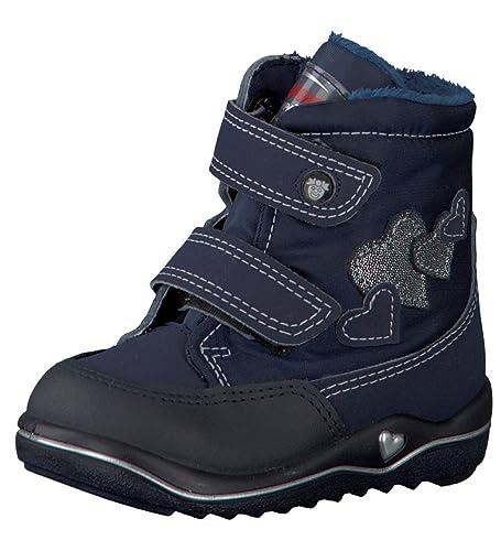 ankommen günstiger Preis Bestbewertete Mode RICOSTA Mädchen Snowboots Heart 3823500,Kinder Winterstiefel ...
