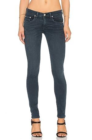 Rag & Bone Womens Stretch Skinny Jean - Richmond Wash Size 25