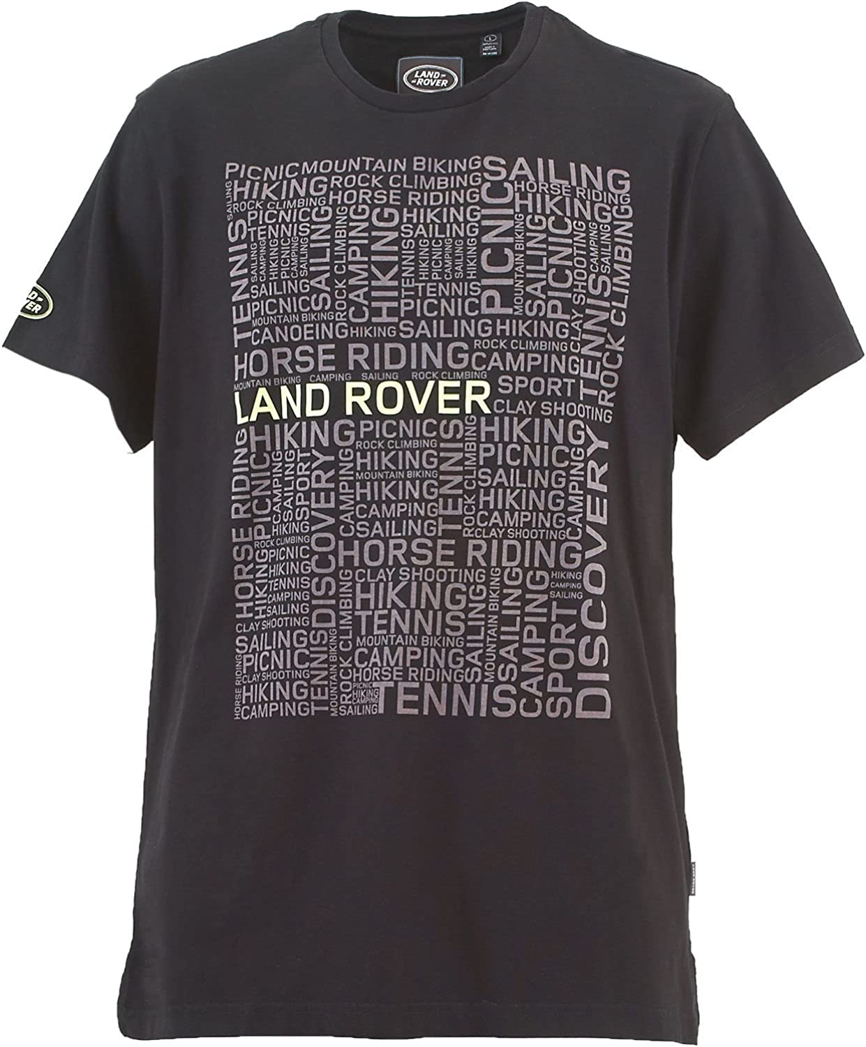 Personalised number plate available Land Rover Series 1 The Original T-shirt