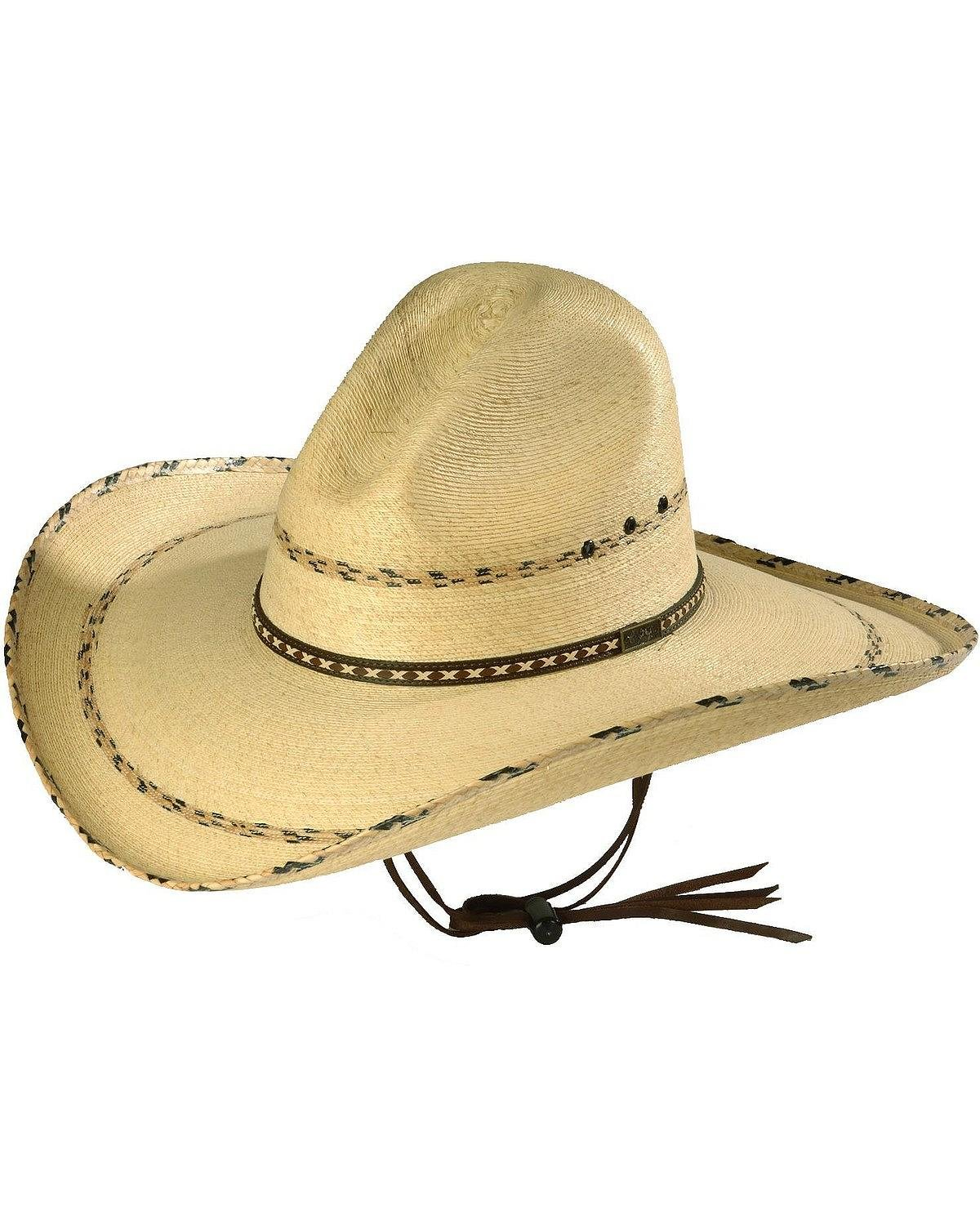 8462e5440a8cd Larry Mahan Men s 30X Pancho Hat   Cowboy Hats   Clothing