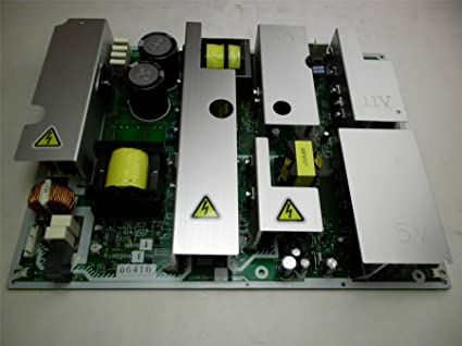 Hitachi HA01751 Power Supply Board LSEP1224A1 on