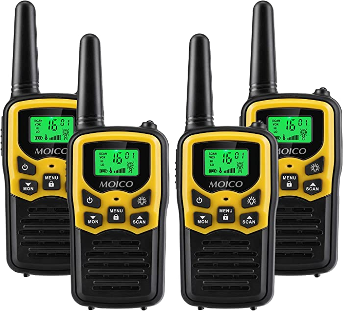 Top 10 Walkie Talkies Watches Long Range