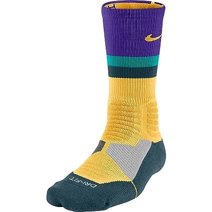 Nike Hyper Elite Fanatical - Calcetines de Baloncesto para Hombre ...