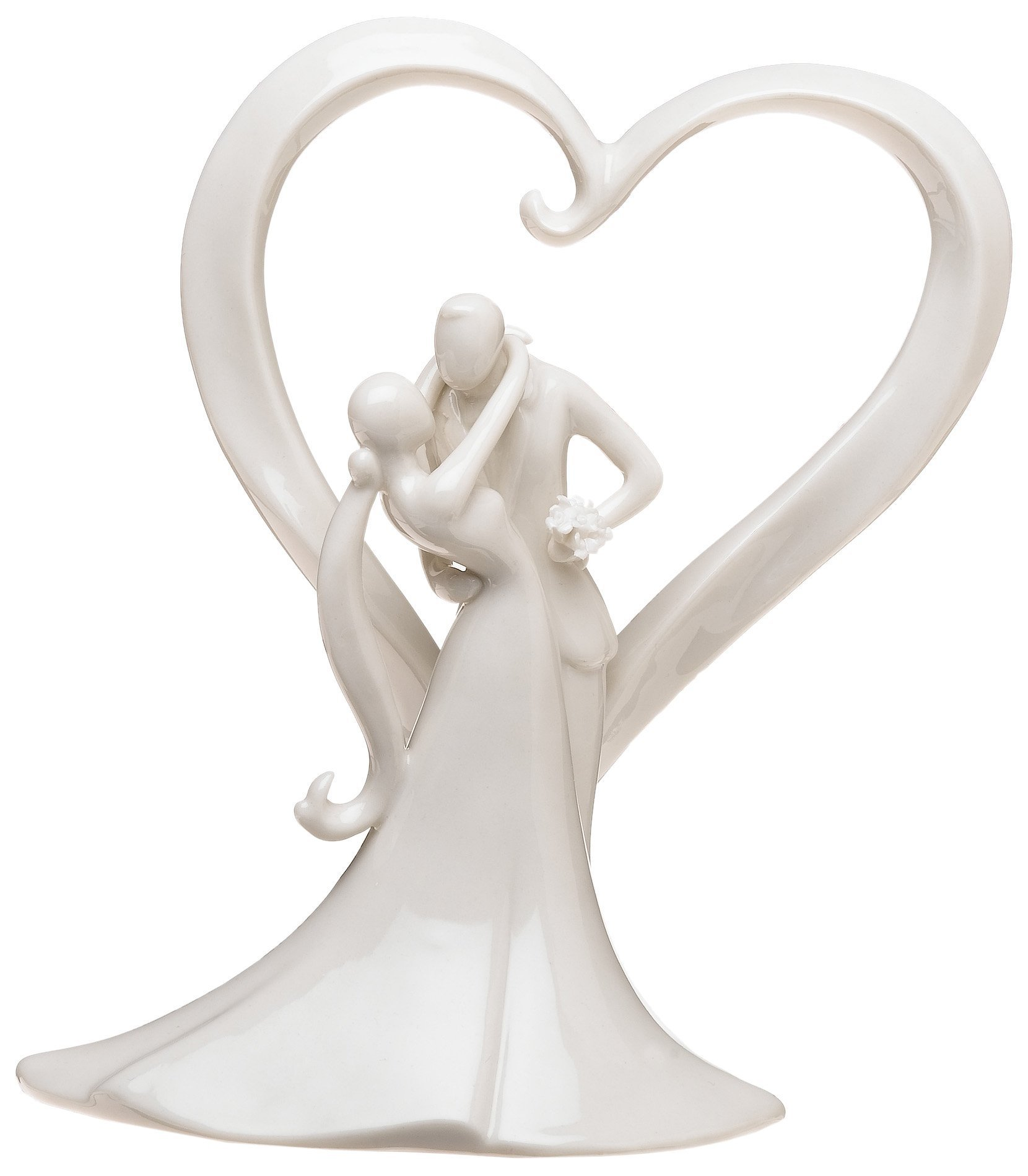 Weddingstar Stylish Embrace Cake Topper by Weddingstar Inc. (Image #1)