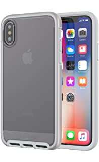 new concept dbfd6 73904 Tech21 Impact Shield for iPhone X - Self Heal: Amazon.in: Electronics