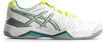 ASICS Gel-Resolution 6 Clay Tennisschuhe Damen: Amazon.de ...