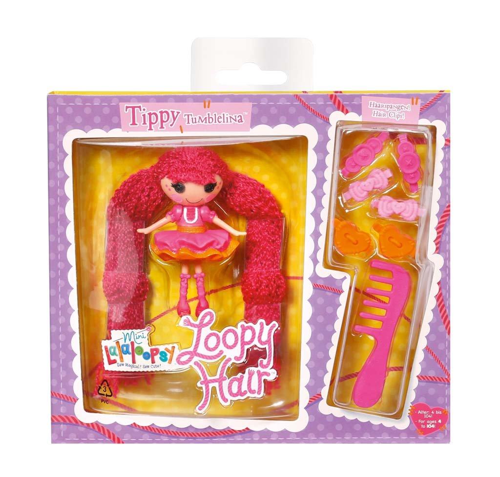 Lalaloopsy Mini Loopy Hair Doll Bea Spells-a-Lot