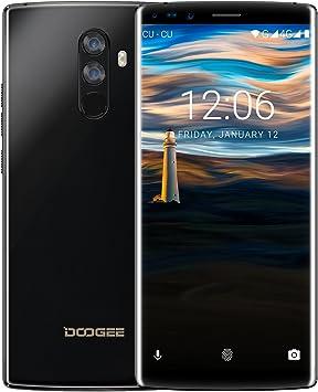Smartphone 4G, DOOGEE Mix 2 Movile Libre Dual SIM, Pantalla de ...