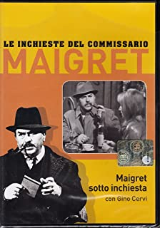 Risultati immagini per Le Inchieste del Commissario Maigret