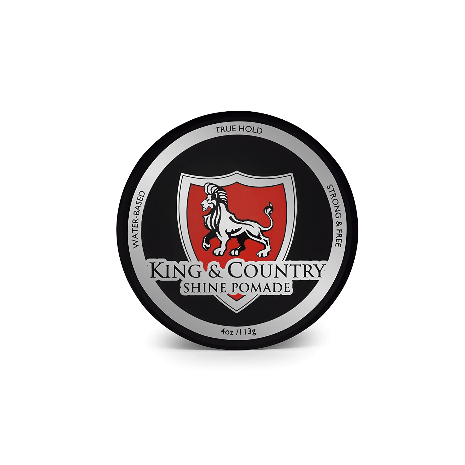 King Country Shine Pomade Beauty